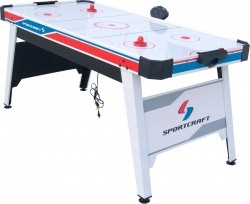 Today Only, Kmart.com Has The Sportcraft Slap Shot 66in Air Powered Hockey  Table With Table Tennis Conversion Top For $99.99. Choose Free Store Pickup  To ...