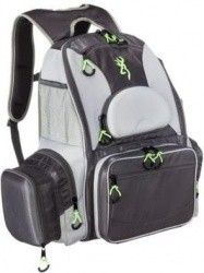 While Supplies Last Bass Pro S Has The Browning Fishing Backpack Tackle Bag For 29 97 Free Economy Shipping Is Also Included With This Deal