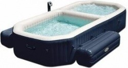 Intex PureSpa Bubble Massage All-in-One Hot Tub & Pool - $799.99 Shipped
