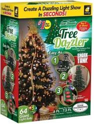 Target Via EBay Has The Christmas Tree Dazzler Light Show, As Seen On Shark  Tank For $39.99. Also, Free Shipping Is Included With This Deal.