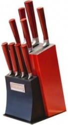 Cuisinart 11-Piece Cutlery Set with Block, Red - $49.98 with Free Shipping