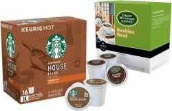BestBuy.com: Select Keurig 16 to 18-Count Packs of K-Cup Pods - $7.99