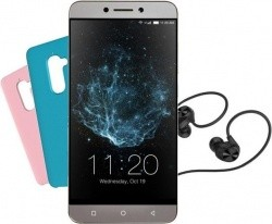 """LeEco S3 Unlocked 5.5"""" 32GB Android Phone Bundle, 2 Colors - $129.99"""