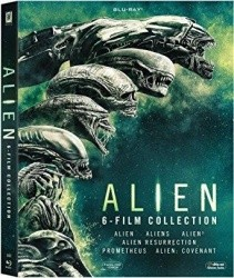 Alien 6-Film Collection Blu-ray Disc Box Set - $27.99 with Free Shipping