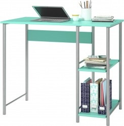 Mainstays Basic Metal Student Desk, Choice of Multiple Colors - $29.99