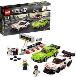 LEGO Speed Champions Porsche 911 391-Piece Building Kit - $24.86 Today